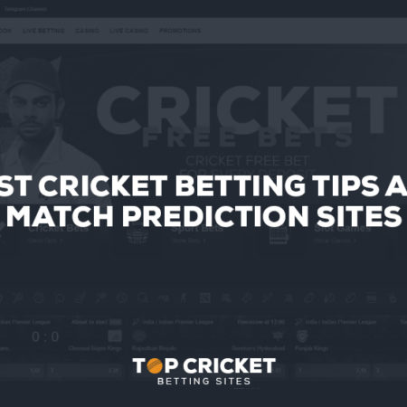 Best Cricket Betting Tips and Match Prediction Sites