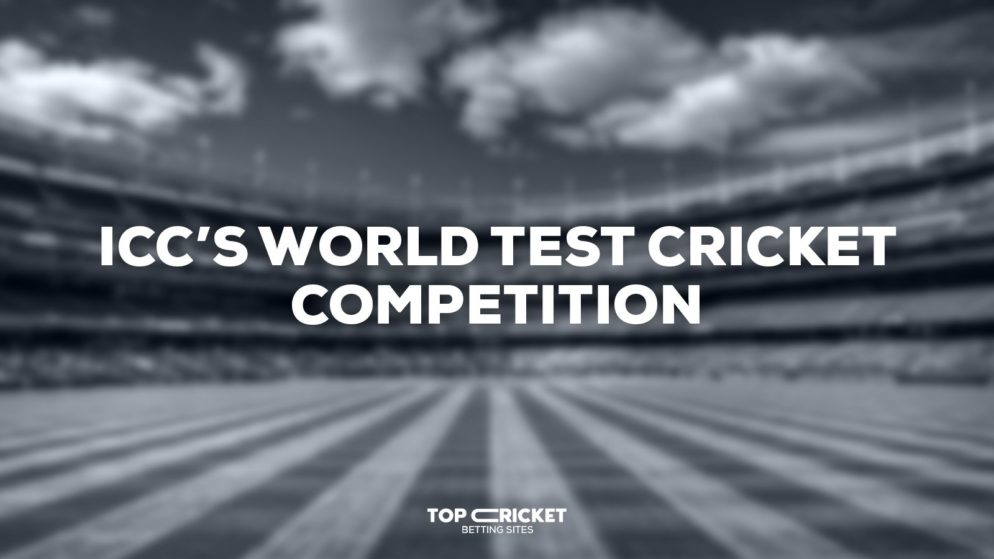 ICC's World Test Cricket Competition – A Thriller on the cards